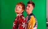 Ed sheeran and Justin Beiber