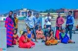 PEACE GOSPEL SINGERS led by mavis, moreen, kim